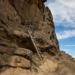 Piedra de Mediodia, Piraces, Los Monegros