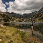 Lac de Rosari de Bacivier