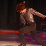 小曽根孝浩/環境情報3年/体育会スケート部フィギュア部門/選手とコーチ間のベストな関係性