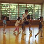 2010年 遊び塾[アスリートと遊ぼう!]2