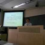2011年度卒論発表 中橋