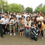 2011年7月21日 先生のお誕生日をお祝い!
