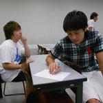 2011年8月30日 SFCキャンパスツアー:準備中