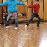 東海林先生競技ダンスに挑戦っ!