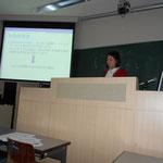 2011年度卒論発表 浅野