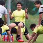 松岡大介/環境情報3年/体育会蹴球部/知的障害者スポーツの発展