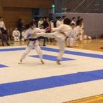 宮澤瑠伊/環境情報2年/体育会空手部/スポーツコーチングにおけるノートの活用法の研究