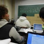 2012/1/12 新年初授業
