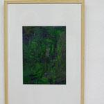 Nr. 60 Dietmar Krause Acryl auf Papier, 50 x 70cm gerahmt