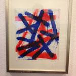 Dietmar Krause, Farbradierung von 3 Platten, ca. 40 x 50 cm inkl. Rahmen