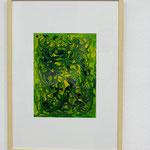 Nr. 59 Dietmar Krause Acryl auf Papier, 50 x 70cm gerahmt