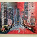 Acryl auf Leinwand, 80 x 100cm
