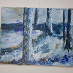 Nr. 9 Dietmar Krause, Acryl auf Leinwand