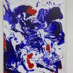Nr. 55 Dietmar Krause, Acryl auf Leinwand, 100 x 120cm
