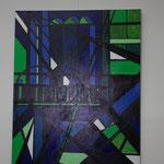 Nr. 25 Lieselotte Radach, Acryl auf Leinwand