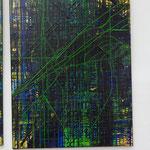 Nr. 63 Lieselotte Radach, Acryl auf Leinwand, 100 x 120cm