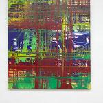 Nr. 48 Lieselotte Radach, Acryl auf Leinwand, 100 x 120cm