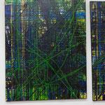 Nr. 62 Lieselotte Radach, Acryl auf Leinwand, 100 x 120cm