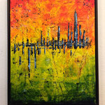 Dietmar Krause, Acryl auf Leinwand, 60 x 80cm, verkauft