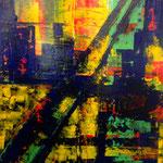 Acryl auf Leinwand, 100 x 120cm