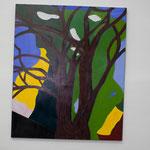 Nr. 2 Lieselotte Radach, Acryl auf Leinwand