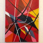 Lieselotte Radach, Acryl auf Leinwand, 60 x 80cm