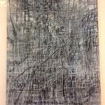 Dietmar Krause, Acryl auf Leinwand, 100 x 120cm