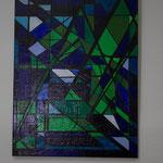 Nr. 26 Lieselotte Radach, Acryl auf Leinwand