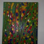Nr. 24 Lieselotte Radach, Acryl auf Leinwand