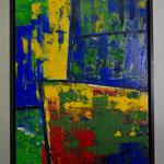 Nr. 29 Lieselotte Radach, Acryl auf Leinwand