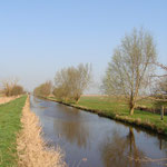 Le canal Vire et Taute