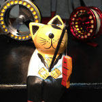 ダンディな紳士猫。猫③600円