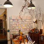 Ein Raum voller Ideen und Kreativität