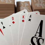 Die Karten liegen gut in der Hand
