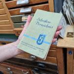 Das Schriftverzeichnis der Buchdruckerei H. Simonsen