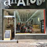 Das Ladengeschäft analog in der Potsdamer Straße 100