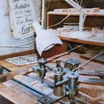 Aufnahmen aus der DeLittle Werkstatt © Peter Vöge