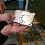 Buchstaben aus Aluminium haben eine optimale Qualität, aber auch ihren Preis.