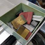 Frösche in der Box