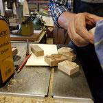Schellack zum Schutz des Holzes