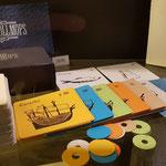 Das Spiel »Rum & Rollmops« der Spielkartenfabrik