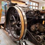 die große Steindruckmaschine