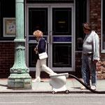 """Toilett-Park IV"", Oakland, 1990"