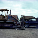 Caterpillar-Pusch, San Diego California 1993
