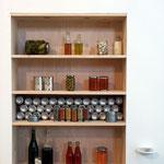 Kitchen-shelf, Paderborn, Städtische Galerie am Abdinghof, Paderborn 2004