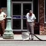 """Toilett-Park I"", Oakland, 1990"