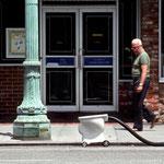 """""""Toilett-Park III"""", Oakland, 1990"""