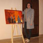 Con le opere del maestro Ercole Gino Gelso