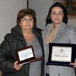 Premio Arte 2014 conferito a Lucia La Sorsa dalla Regione Marche e da Tiger Art Studio (Foto di F. Paolo Occhinegro)