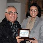 Mario Cianciotti e Lucia La Sorsa (Foto di F. Paolo Occhinegro)